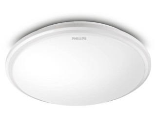 Đèn ốp trần LED Philips 31824 Twirly 65K  LED WHT 12W