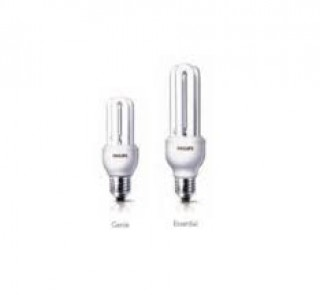Bóng Compact Philips ESSENTIAL 18W WW E27 220-240V 1CT/12